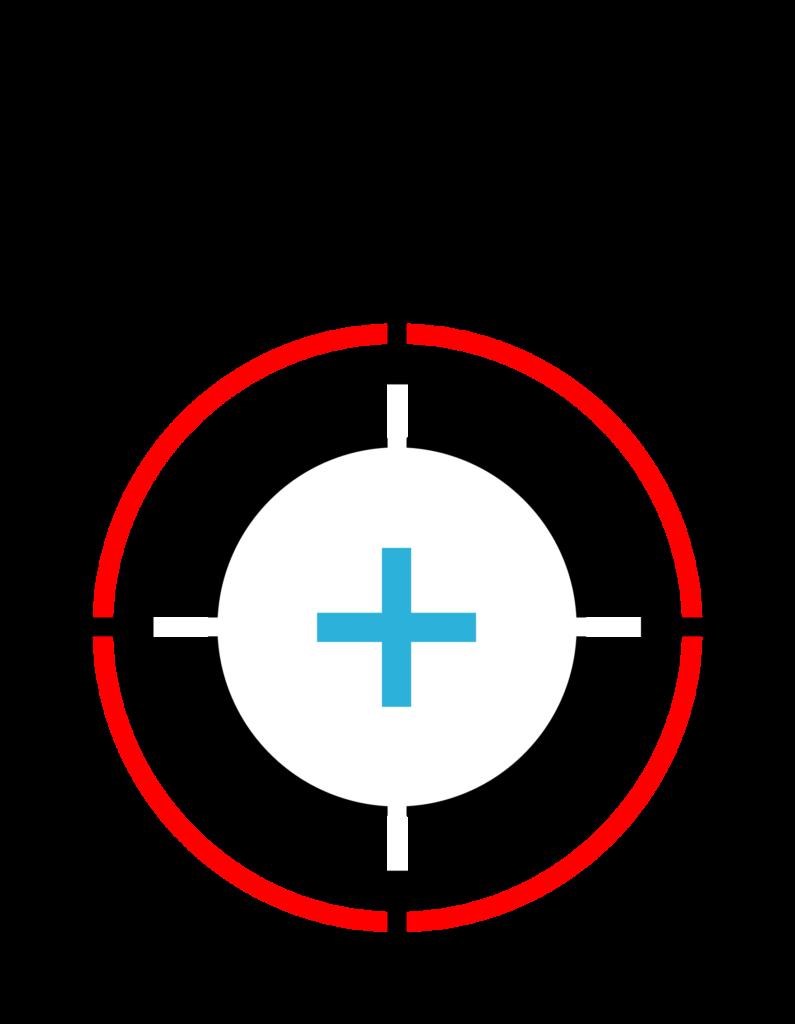 Calibration Fadenkreuz inklusive EN